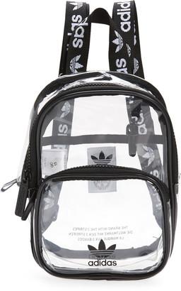 adidas Mini Clear Backpack
