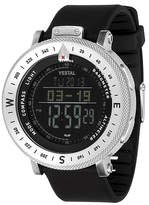 """Vestal Water-Resistant Sport Watch with Compass & Barometer """"Guide"""""""