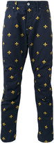 G Star G-Star - printed trousers - men - Cotton/polyester - 30