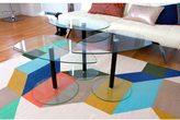 Lumisource Pix Modern Nesting Table Set