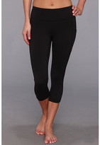 Lucy Pocket Capri Legging