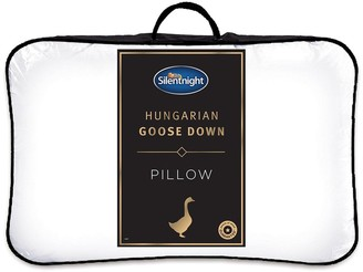 Silentnight Ultimate Luxury Hungarian Goose Feather and Down Pillow