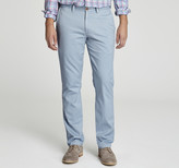 Johnston & Murphy Slim Fit Garment Washed Chino