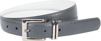 Nike Women's Perforated-to-Smooth Reversible Belt Medium