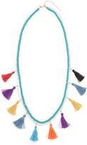 Rebecca Minkoff Sofia Tassel Layering Necklace
