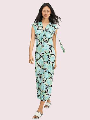 Kate Spade Dahlia Bloom Knit Dress