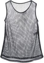 Dolce & Gabbana mesh tank