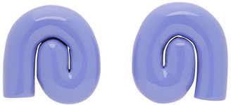 Uncommon Matters Purple Nimbus Earrings