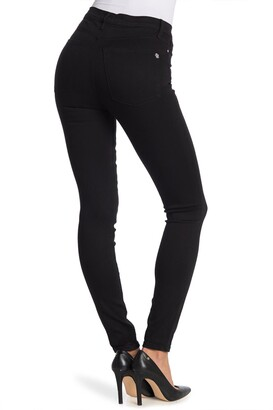 Black Orchid Christie Super High Rise Skinny Jeans