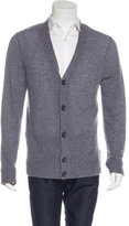 James Perse Cashmere V-Neck Cardigan