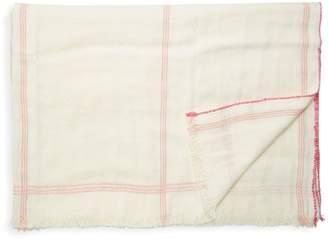 Ralph Lauren Home Embroidered Linen Throw