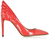 Valentino Fragola Patent Leather Pump