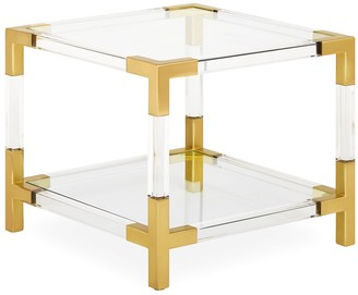 Jonathan Adler Jacques Two-Tier Accent Table