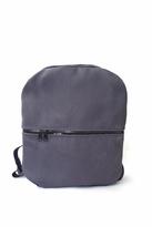 Amit Adini Knitted Grey Backpack