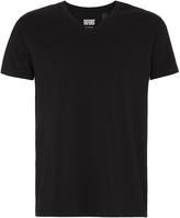 Oxford Peter Stretch Vneck Tshirt