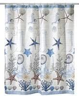 "Antigua Avanti Linens Shower Curtain, Multi , 72""X72"""