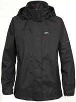Trespass Womens/Ladies Nasu Hooded Waterproof Jacket (XL)