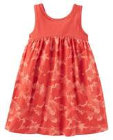 Just One You made by carter Toddler Girls' Tropical Print Dress - Just One You Made by Carter's® Red