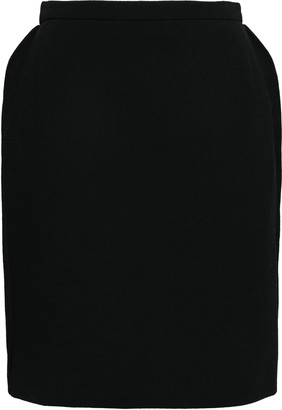 Nina Ricci Wool-blend Mini Skirt