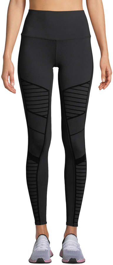5f827b7a5e0 Womens Black Moto Leggings - ShopStyle
