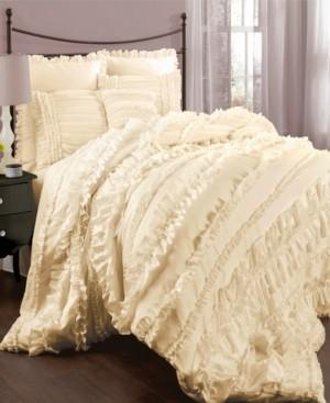 Lush Decor Belle 4-Pc. Full/Queen Comforter Set Bedding