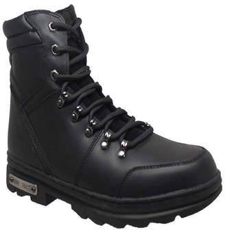 "AdTec Men 6"" Reflective Biker Boot Men Shoes"