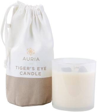 Auria Crystal Candle Tigers Eye