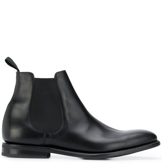 Church's elasticated ankle Chelsea boots