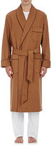 Barneys New York Men's Wrap Robe-TAN
