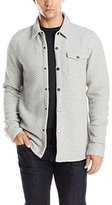 Kenneth Cole Reaction Men's Quilted Shirt Jacket