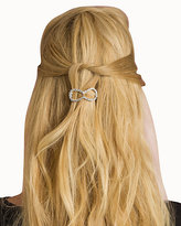 Le Château Gem Infinity Hair Clip