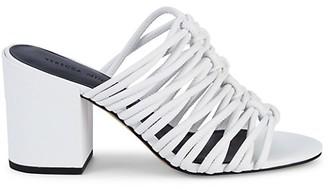 Rebecca Minkoff Calanthe Strappy Block Heel Sandals