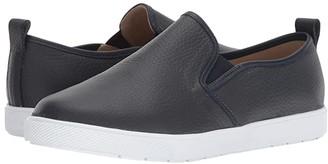 Elephantito Classic Slip-On (Toddler/Little Kid/Big Kid) (Textured Blue) Kids Shoes