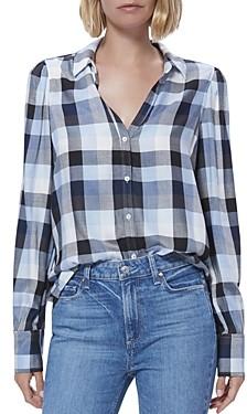 Paige Enid Plaid Shirt