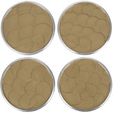Julia Knight Classic Coaster Set - Toffee