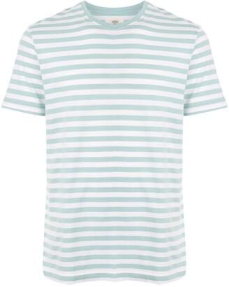 Kent & Curwen striped print T-shirt