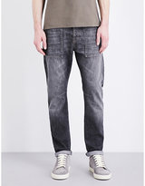 Brunello Cucinelli Leisure-fit Tapered Jeans