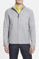 Cutter & Buck Men's Big & Tall 'Blakely' Weathertec Wind & Water Resistant Full Zip Jacket