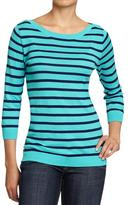Old Navy Women's Boat-Neck Sweaters
