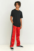 Kappa Astoria Red Taped Tracksuit Bottoms