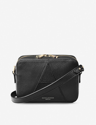Aspinal of London Camera leather cross-body bag