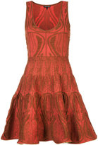 Sophie Theallet textured knit dress - women - Silk/Polyamide/Polyester - S