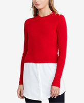 Lauren Ralph Lauren Layered Sweater