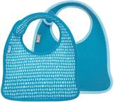 Built NY 2 Piece Mess Mate Infant Bib, In Dribble Dots