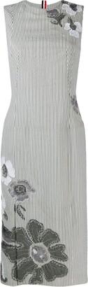 Thom Browne Ocean Floor pencil Dress