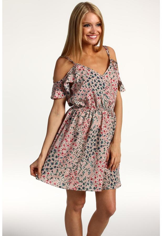 Gabriella Rocha Giselle Dress (Pink) - Apparel