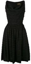 Vivienne Westwood Women's Black Cotton Dress.