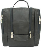 Piel Leather Hanging Travel Toiletry Kit 2460