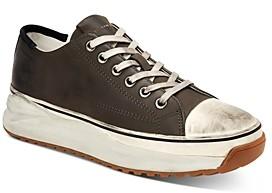 AllSaints Men's Brady Suede Sneakers
