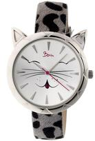 Boum Miaou Collection BOUBM3204 Women's Watch with Leather Strap